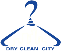 Dry Clean City Logo